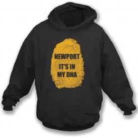 Newport - It's In My DNA Hooded Sweatshirt