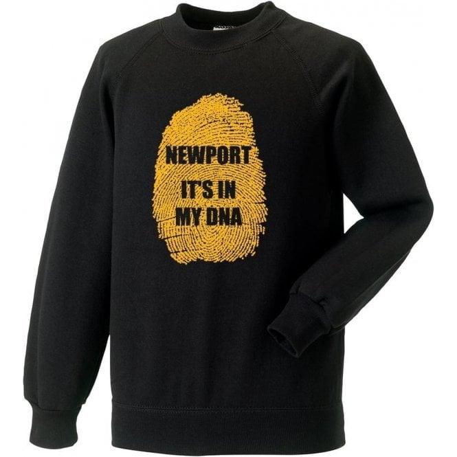 Newport - It's In My DNA Sweatshirt