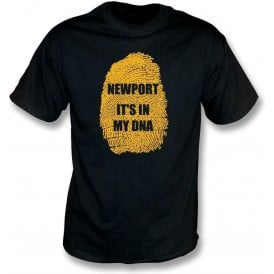 Newport - It's In My DNA T-Shirt