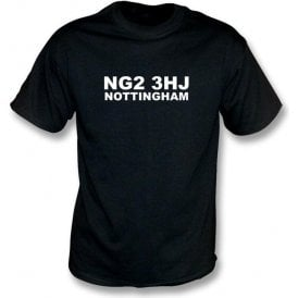 NG2 3HJ Nottingham T-Shirt (Notts County)