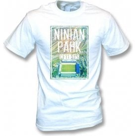 Ninian Park CF11 0XS (Cardiff) T-Shirt