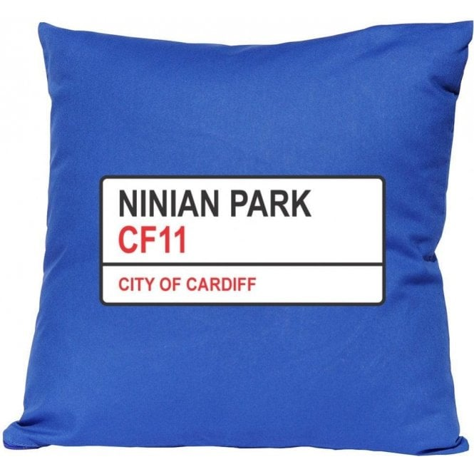 Ninian Park CF11 (Cardiff) Cushion