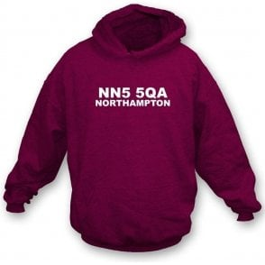 NN5 5QA Northampton Hooded Sweatshirt (Northampton Town)