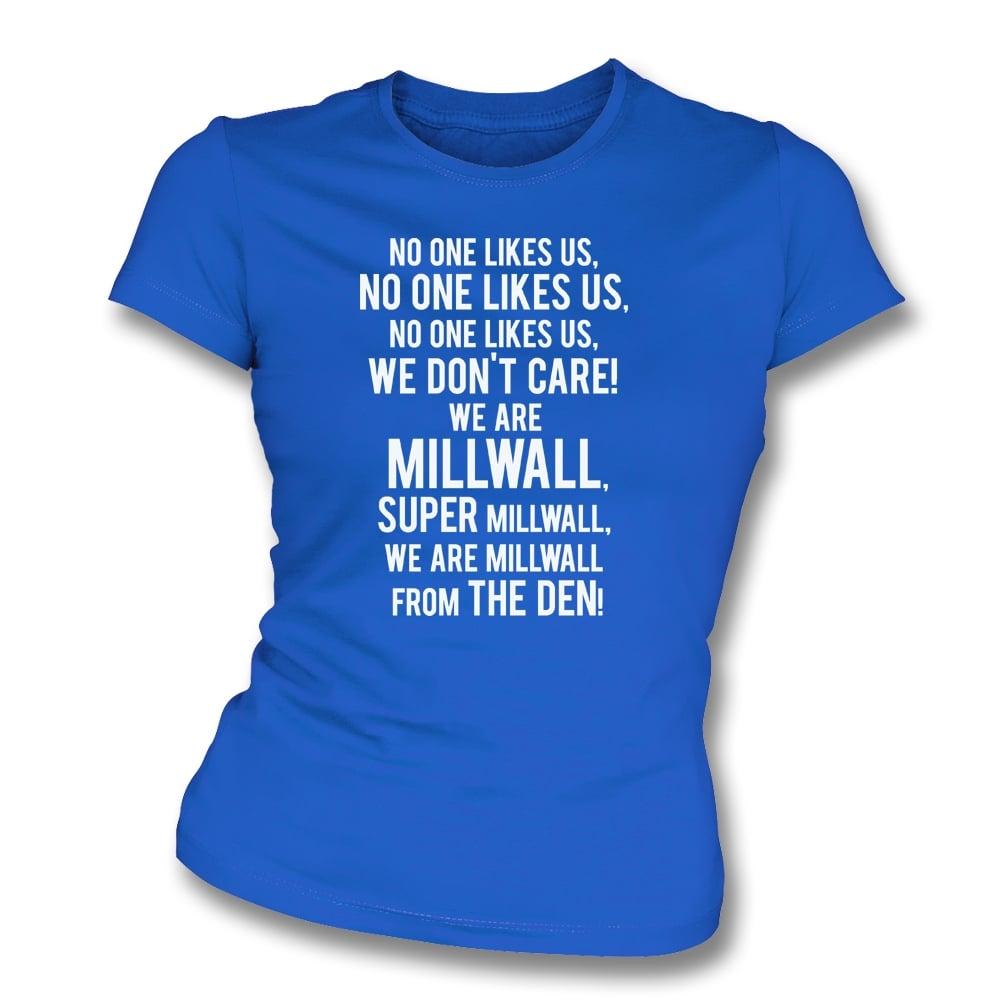 Millwall No One Likes US Hoodie