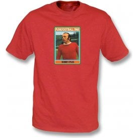Nobby Stiles 1968 (Man United) Red T-Shirt