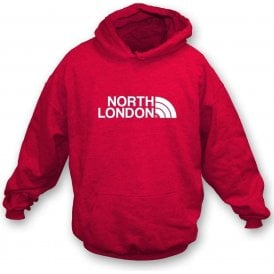 North London (Arsenal) Kids Hooded Sweatshirt