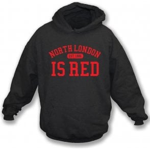 North London Is Red (Arsenal) Hooded Sweatshirt