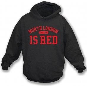 North London Is Red (Arsenal) Hooded Sweatshirt