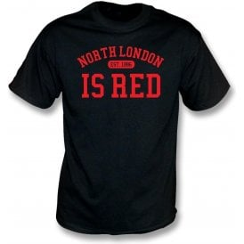 North London Is Red (Arsenal) Kids T-Shirt