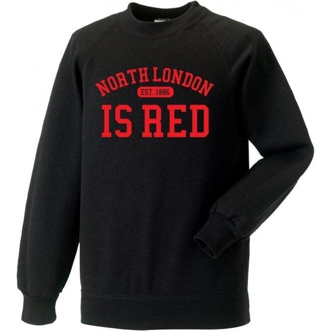North London Is Red (Arsenal) Sweatshirt