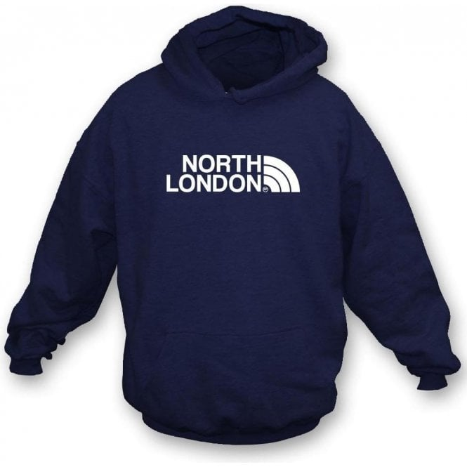 North London (Tottenham Hotspur) Hooded Sweatshirt