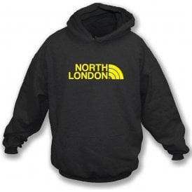 North London (Watford) Kids Hooded Sweatshirt