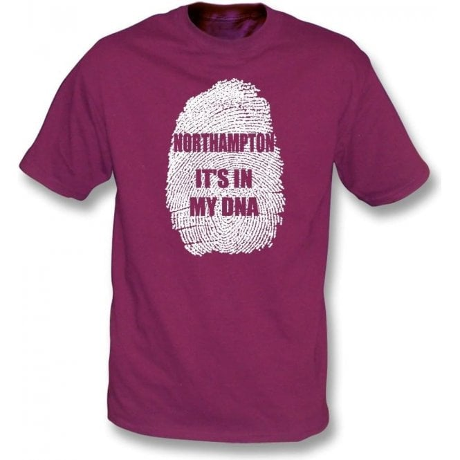 Northampton - It's In My DNA T-Shirt