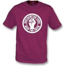 Northampton Keep the Faith T-shirt