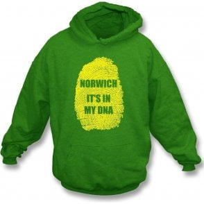 Norwich - It's In My DNA Hooded Sweatshirt