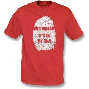 Nottingham - It's In My DNA Kids T-Shirt