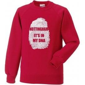 Nottingham - It's In My DNA (Nottingham Forest) Sweatshirt