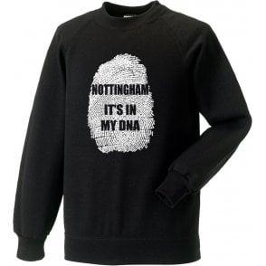 Nottingham - It's In My DNA (Notts County) Sweatshirt