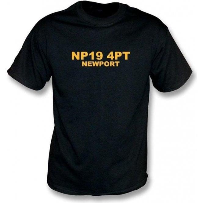 NP19 4PT Newport T-Shirt (Newport County)