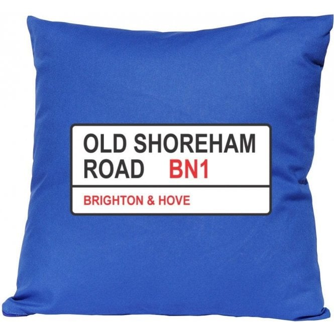 Old Shoreham Road BN1 (Brighton) Cushion