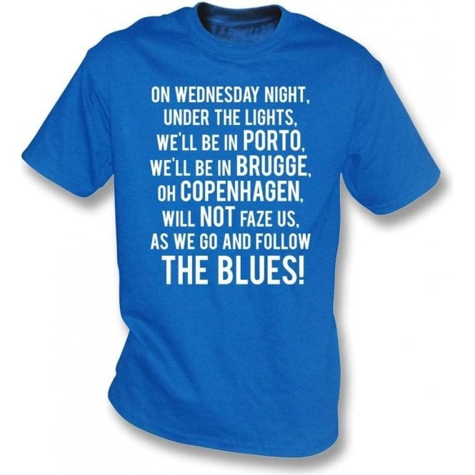 On Wednesday Night... (Leicester City) T-Shirt