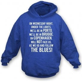 On Wednesday Nights... (Leicester City) Hooded Sweatshirt