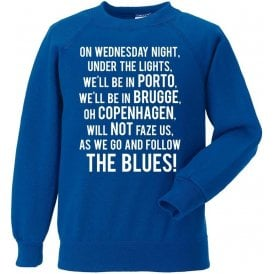 On Wednesday Nights... (Leicester City) Sweatshirt