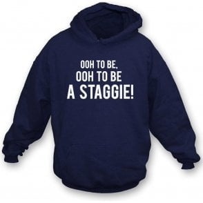 Ooh To Be A Staggie (Ross County) Kids Hooded Sweatshirt