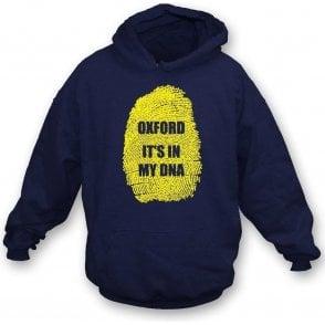 Oxford - It's In My DNA Hooded Sweatshirt