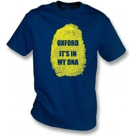 Oxford - It's In My DNA T-Shirt