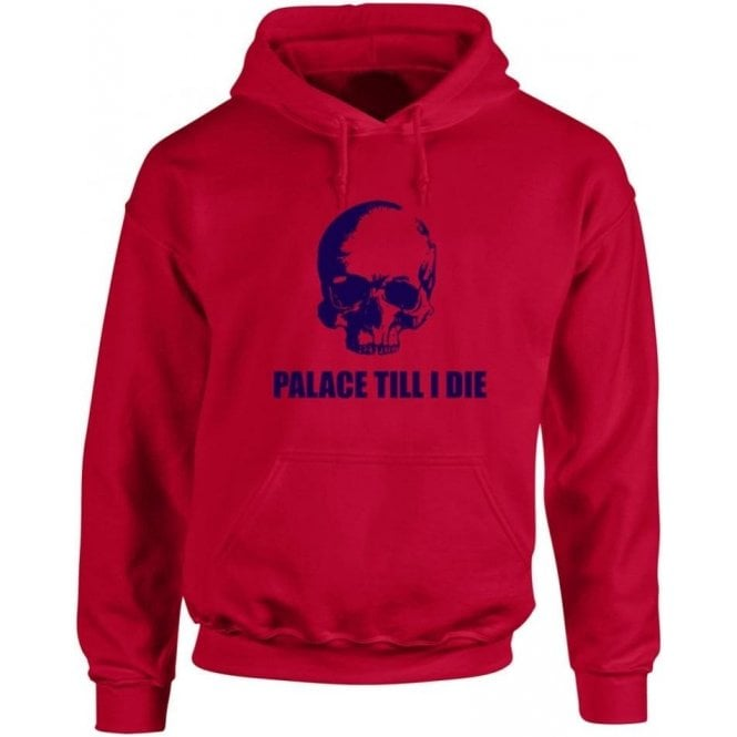 (Crystal) Palace Till I Die Kids Hooded Sweatshirt