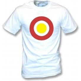 Partick Thistle Classic Mod Target T-Shirt