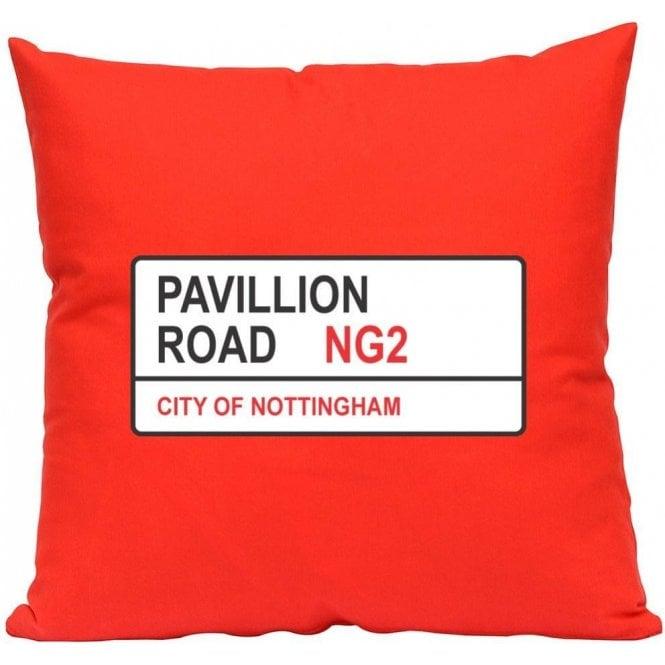 Pavillion Road NG2 (Nottingham Forest) Cushion