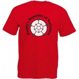 People's Republic Of Yorkshire (Barnsley) Kids T-Shirt