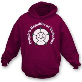 People's Republic Of Yorkshire (Bradford City) Kids Hooded Sweatshirt
