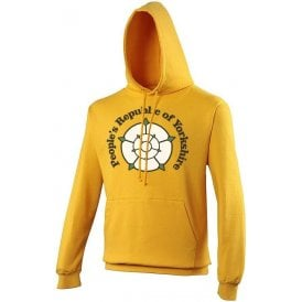 People's Republic Of Yorkshire (Hull City) Hooded Sweatshirt