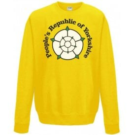 People's Republic Of Yorkshire (Hull City) Kids Sweatshirt