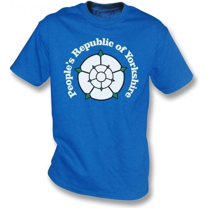 People's Republic Of Yorkshire (Leeds United) T-Shirt