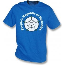 People's Republic Of Yorkshire (Sheffield Wednesday) Kids T-Shirt