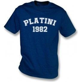 Platini 1982 (France) T-Shirt