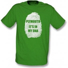 Plymouth - It's In My DNA Kids T-Shirt
