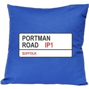 Portman Road IP1 (Ipswich) Cushion