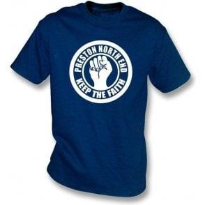 Preston Keep the Faith T-shirt