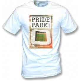 Pride Park DE24 8XL (Derby County) T-Shirt