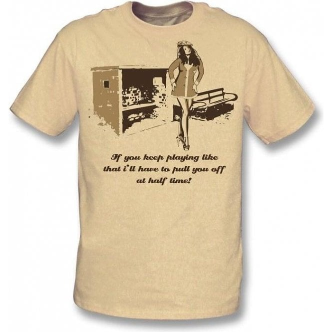 Pull you off! t-shirt