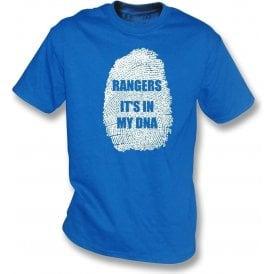 Rangers - It's In My DNA Kids T-Shirt