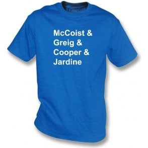 Rangers Legends t-shirt