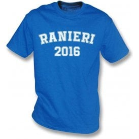 Ranieri 2016 (Leicester City) Kids T-Shirt