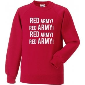 Red Army! (Crawley Town) Sweatshirt