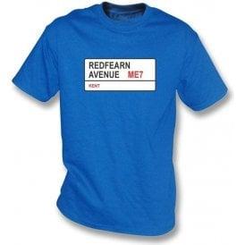 Redfearn Avenue ME7 T-Shirt (Gillingham)